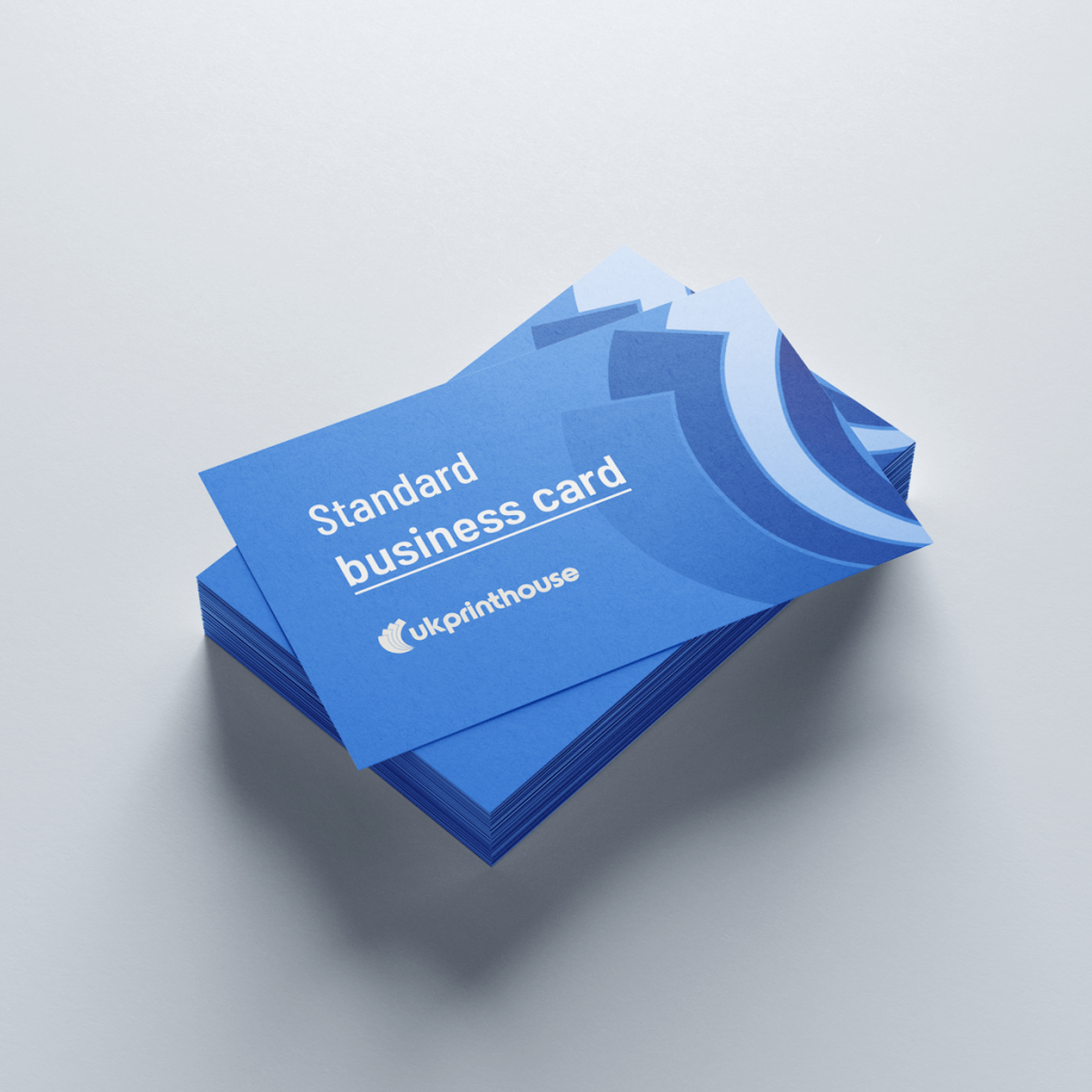 a good design business card example